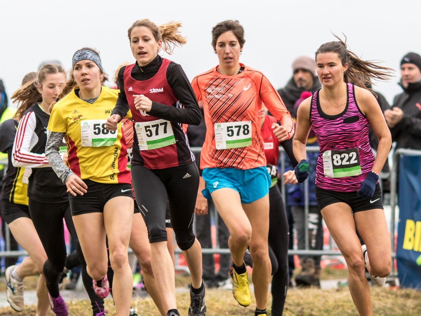 Cross-SM 2017 Kurzcross Frauen